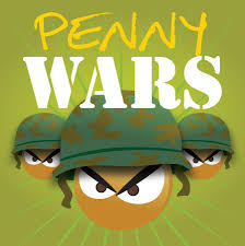The WMS Penny War ...  homeroom competition has begun.  Bring in those pennies to your homeroom teacher!!!  The homeroom competition ends Friday 02/28.