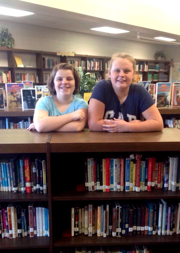 6th Grade Library Workers